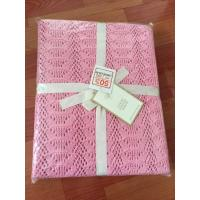 China BABY BLANKET knitted blanket wholesale