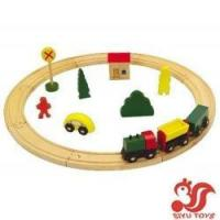 Railway train toys Model No.: SY10007 Manufactures