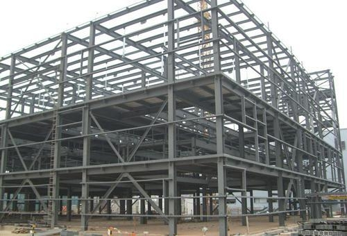 Quality Steel Frame Building for sale