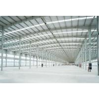 Large Span Steel Warehouse Building Manufactures