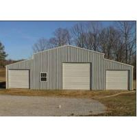 Buy cheap Steel Structure Shed Building from wholesalers