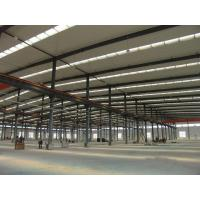 Steel Factory Building Manufactures