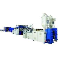 Buy cheap Plastic Extruder Double wall corrugated pipe production line from wholesalers