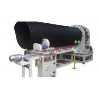 Buy cheap Steel Reinforced Spirally Wound Polyethlene(PE) Pipe Production Line from wholesalers