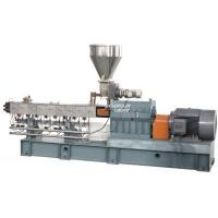 Buy cheap Plastic Extruder Parallel Co-ration extruder from wholesalers