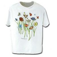 Flowers That Fly T-Shirt AP1040AS Manufactures