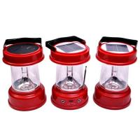 China Multifunction Outdoor Or Indoor Solar Camping Lantern For Emergency on sale