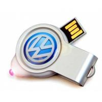 Buy cheap USB Flash Drive with LED light from wholesalers