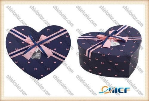 Quality CC-PBX233 Heart Shape Cardboard Gift Boxes for sale