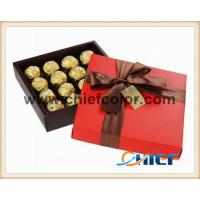 CC-PBX317-320 Delicate chocolate candy gift box Manufactures