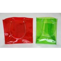 China CC-PVC007 Color Transparent PVC Cooler Bags on sale