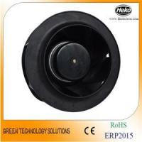 China Ec Low Noise Quiet Centrifugal Fan Backward Curved wholesale