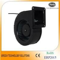 24V 48V DC Electric Inline forward Curved Air Blower Fans with Scroll Housing Manufactures