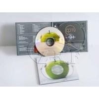 CD sleeve print/Printing Fully Customized CD DVD Printing & Packaging Factory Manufactures