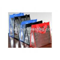 China easy-to-clean cooler bag shopping bag on sale