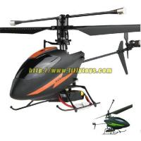 TH-19172.4G 4CH Single Blade RC Helicopter With Gyro And 2 Batteries Manufactures