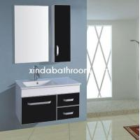 China PVC VANITY modern bathroom sink cabin Model:PC-1628 on sale