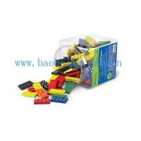 6 sets Wooden dominoes in plastic tube Manufactures