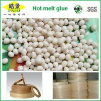 Resin PVC Edge Banding Hot Melt Glue For Furniture / Banding Machine Manufactures