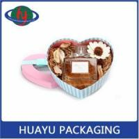 China Factory Price Wholesale Heart-Shaped Cardboard Boxes on sale