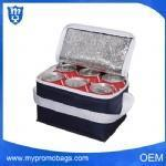 China Promotional Compact 6 Cans Cooler Bag on sale