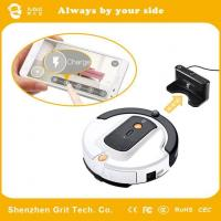 Robot Vacuum Cleaner Sweeps Mops With Automatic Recharging And Camera App Remote Control Manufactures