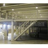 China Steel Structure Mezzanine on sale