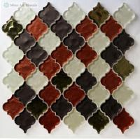 China Lantern Glass Mosaic Tiles DL001 on sale