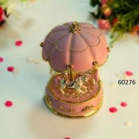 Carousel Music Box Valentine Gifts Manufactures