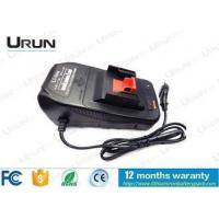 14.4-18V Black And Decker Power Tool Battery Charger Built In Circuit Protection Manufactures
