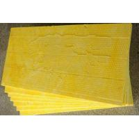 Hydrophobic glass wool insulation boards Manufactures