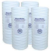 Four WP5BB97P, WP25BB97,WPX50BB97 Compatible String Wound Filters Manufactures