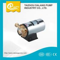 China AC Single-phase Household Use Bathroom Water Heater Booster Pump on sale