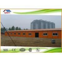 China light steel structure modular house on sale