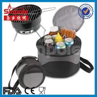 China 2in1 BBQ Grill with cooler Bag(SP-CGT04) on sale