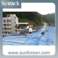 Fast And Easy Installation Solar PV Roof Mounting Brackets systems Manufactures