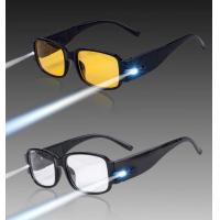 Wholesale Fashion Design Optics LED Reading Glasses for Men and Women Manufactures