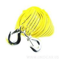 High quality strong mini emergency tool tow rope car towing rope Manufactures