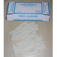 China HPV602 disposable vinyl glove wholesale