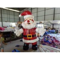 China Inflatable Christmas Gift Box For Holiday Party on sale