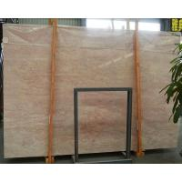 Chinese hot sale pink rose marble flooring tiles Manufactures