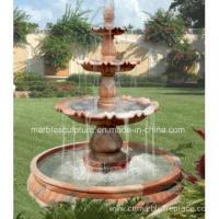 China Three Tier Home Garden Marble Water Fountain for Sale (SY-F105) on sale