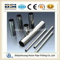 China Cangzhou stainless steel structural pipe sizes on sale