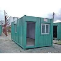 China Super March Purchasing 40ft Container Shop Quick Assembly Beautiful Prefabricated House on sale