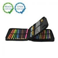 Pencil Case, Large with stationery Manufactures