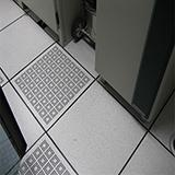 China Steel Comb Perforated Access Floor on sale
