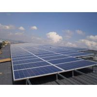 PV modle structure High Effective Tile Roof PV Solar Panel Racking Mount Systems for home Manufactures