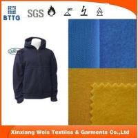 Safety workwear Knitting flame retardant clothing jacket Manufactures