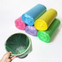China Resealable Plastic Kitchen Garbage Bags wholesale