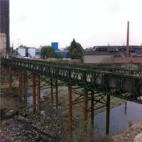China Portable Steel Pedestrian Bridge , Simple Steel Structures For For Highway Use on sale